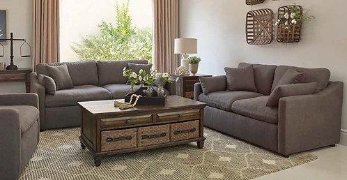 509381 Sofa & Loveseat