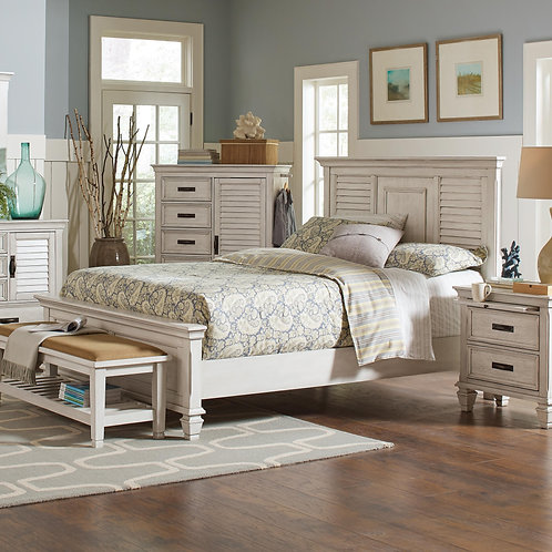 205331 Panel Bed