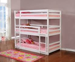 401302 Triple Bunk bed