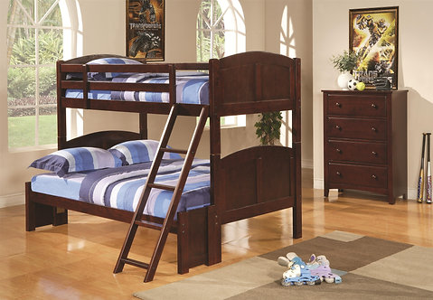 460212 Twin & Full Bunk Bed