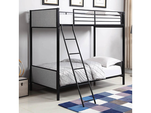 461104 Twin & Twin Bunk bed