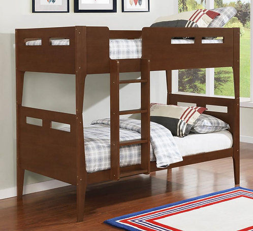 401663 Twin & Twin Bunk bed