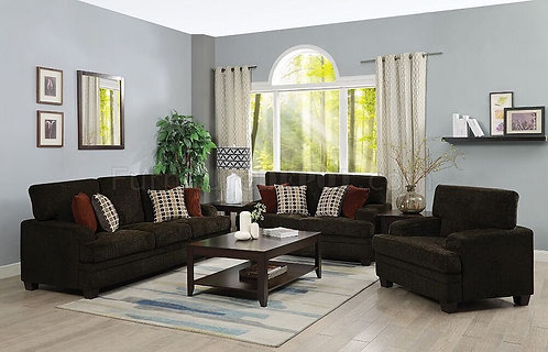 508381 2pc Sofa & Loveseat