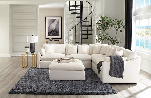 551451 5pc Sectional