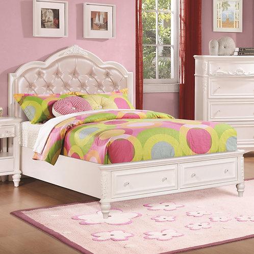 400721 Storage Bed