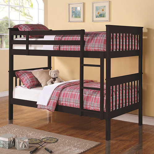 460234  Twin / Twin Bunk Bed
