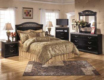 "B104 ""Constellations"" bedroom set"