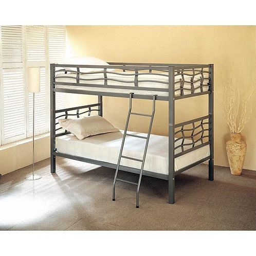 7395 Twin & Twin Bunk Bed