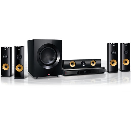 LG BH9230BW 9.1 3D Home Theater System
