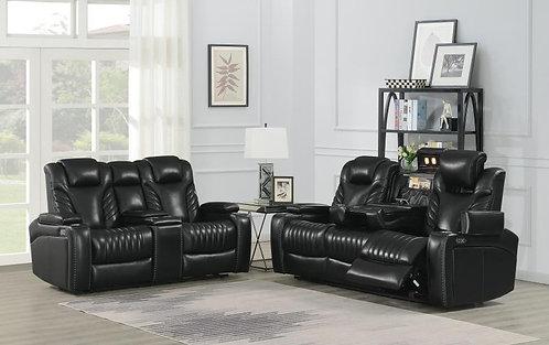 609461ppi Dual Power Sofa & Loveseat