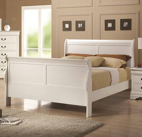 204691 Sleigh Bed