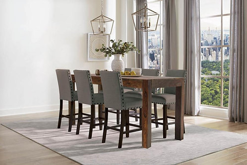 110348 7pc Counter Height Dining Set