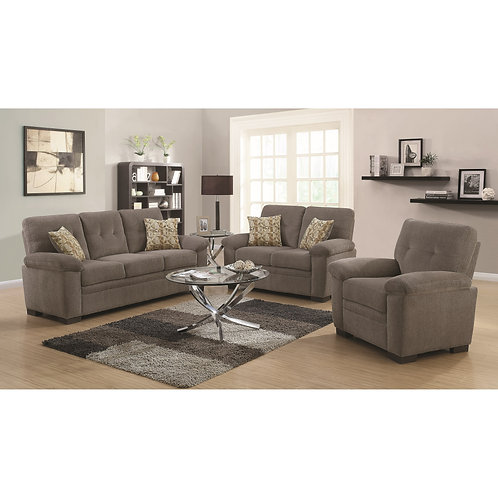 506581 2pc Sofa & Loveseat