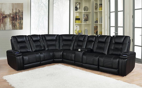 651320PP 7pc  Dual Power Sectional