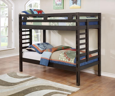 461150 Twin & Twin Bunk bed