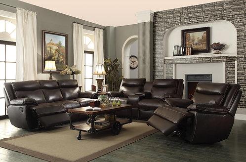601811 2pc Sofa & Loveseat Recliners