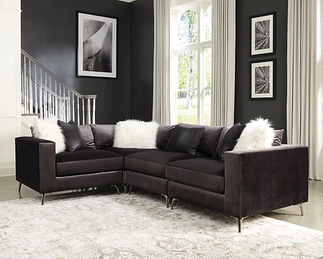 551391 4pc Sectional