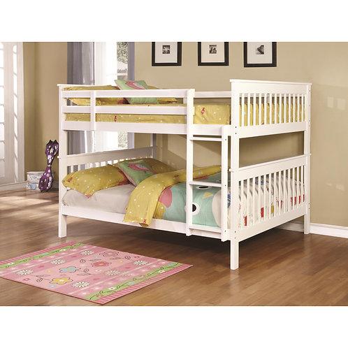 460360 Full & Full Bunk Bed