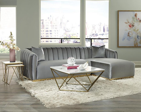 509490 2pc Sectional