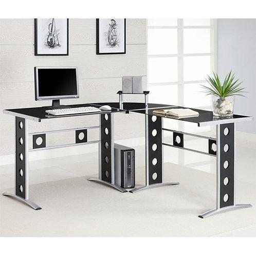 800228  Modern L Shape Desk