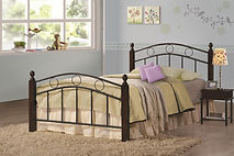 products_coaster_color_iron beds - coast