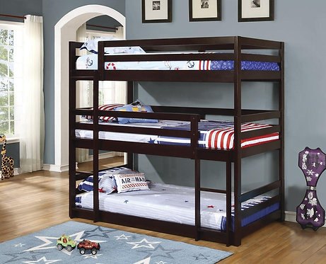 400302 Triple Bunk bed