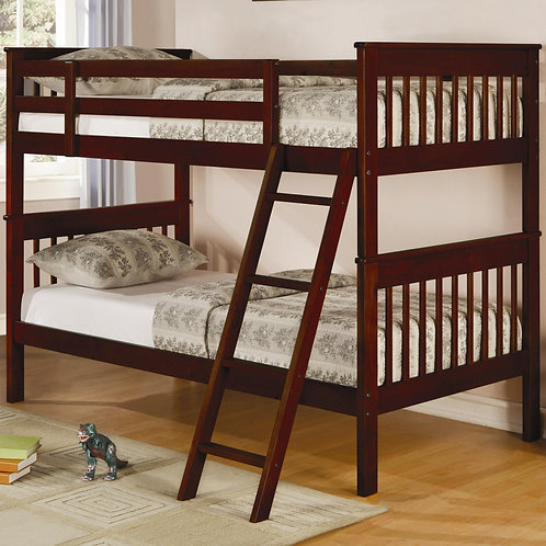 460231 Twin & Twin Bunk Bed