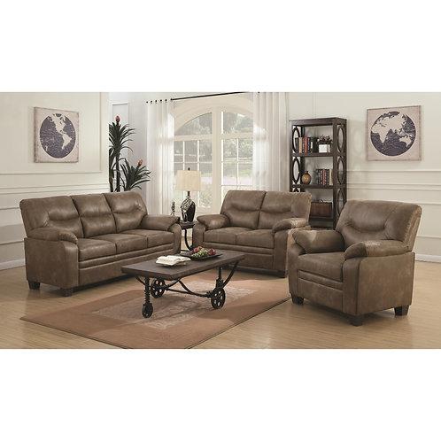 506561 2pc Sofa & Loveseat