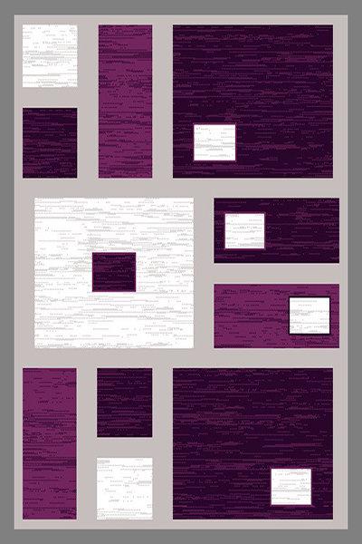 2432 purple