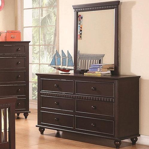 400603 Oliver 6 Drawer Dresser