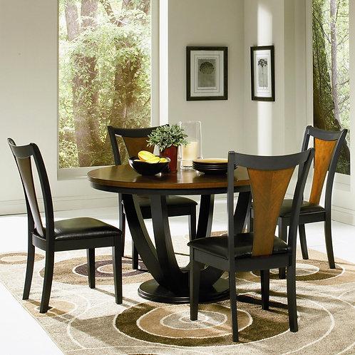 102091 Round Dining Set