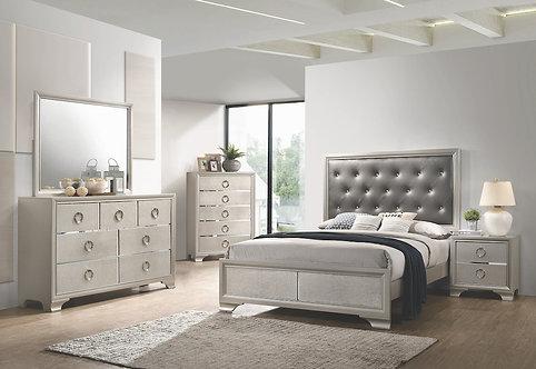 222721 Glamorous Bed