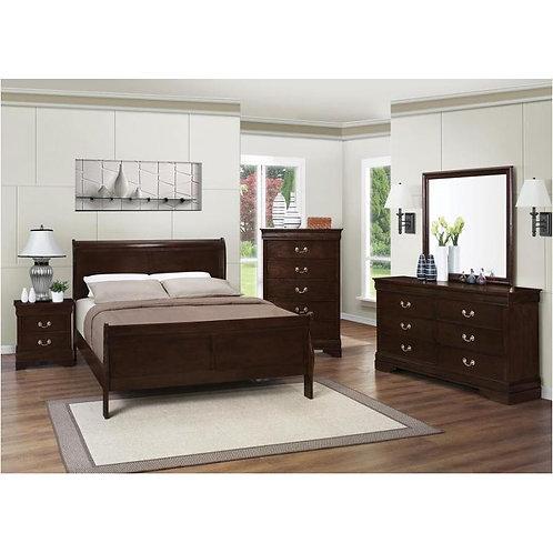 202411 4pc Full sz Bedroom Set
