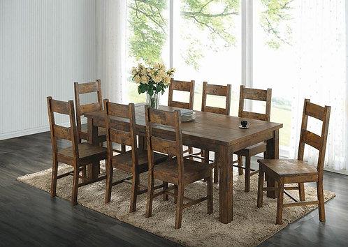 107041 9pc Dining Set