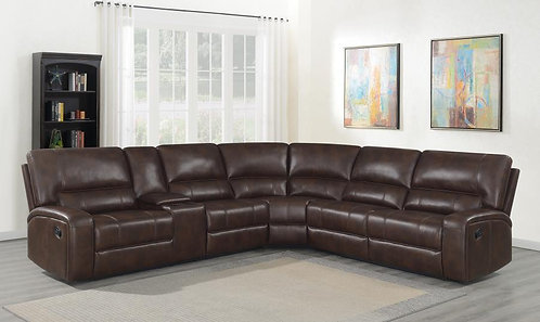 600400 3pc Motion Sectional