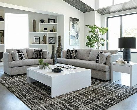 508601 2pc Sofa & Loveseat