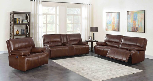 610411p Power Sofa & Loveseat
