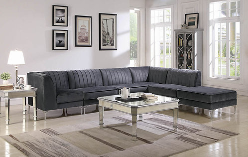 551371 6pc Sectional