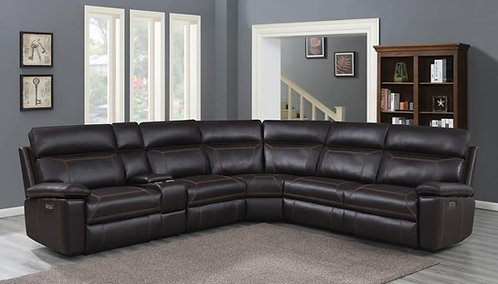 603290PP 6pc Dual Power Sectional