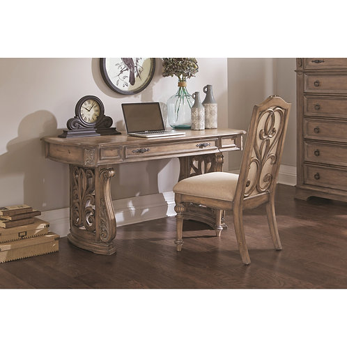 801100 Writing Desk with Drawer