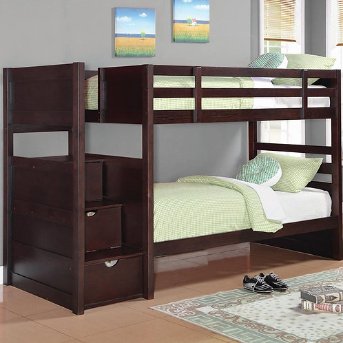 460441 Twin & Twin bunk Bed
