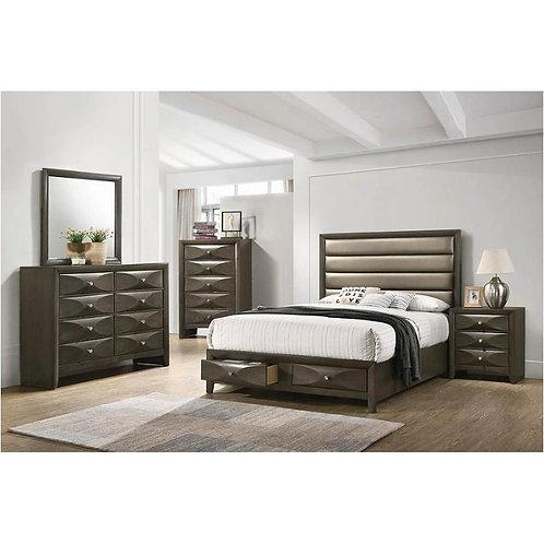 215881 Storage Bed