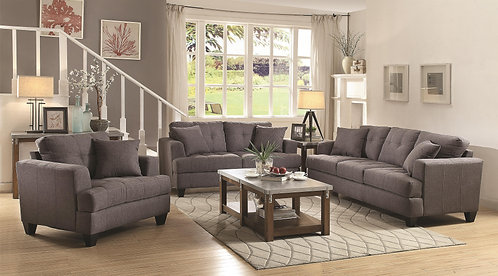 505175 2pc Sofa & Loveseat
