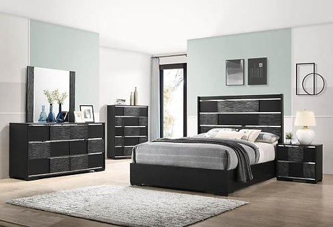207101 Low Profile Bed