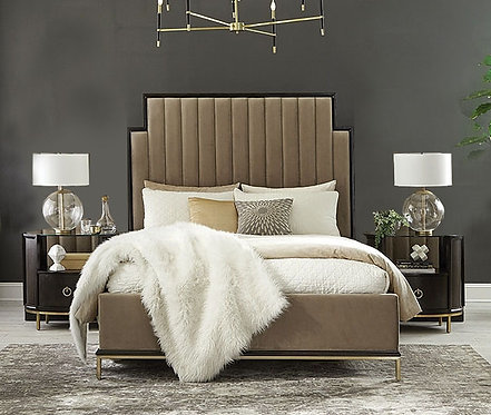 222820 Glamour Bed