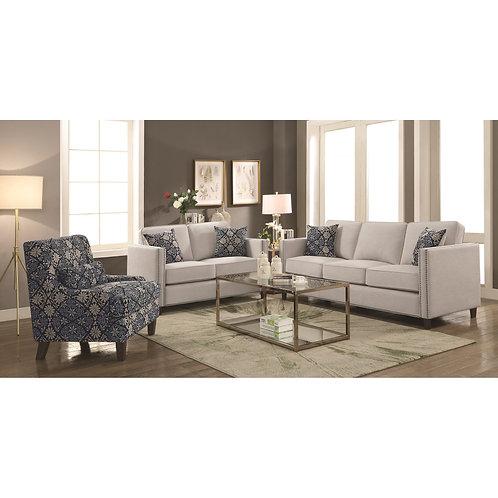 506251 2pc Sofa & Loveseat
