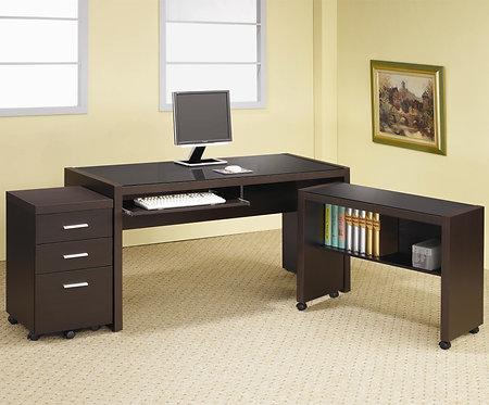800901 L- Shape Desk