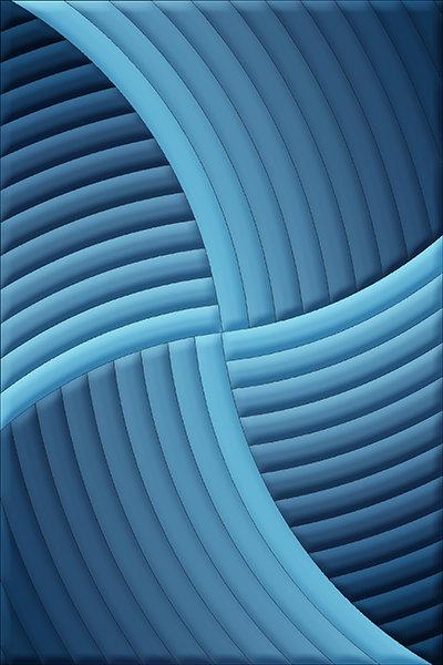 3DZ009B7 Blue