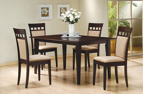 100771 5pc Dining Set