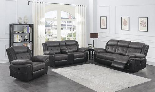 609144 2pc Sofa & Loveseat